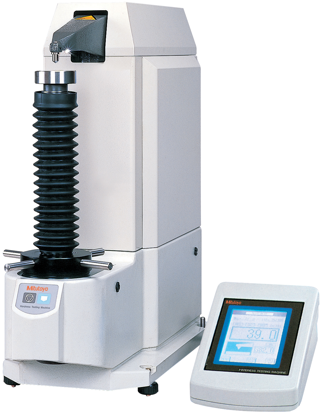 Mitutoyo HR-521/HR-523 Digital Rockwell Hardness Testers