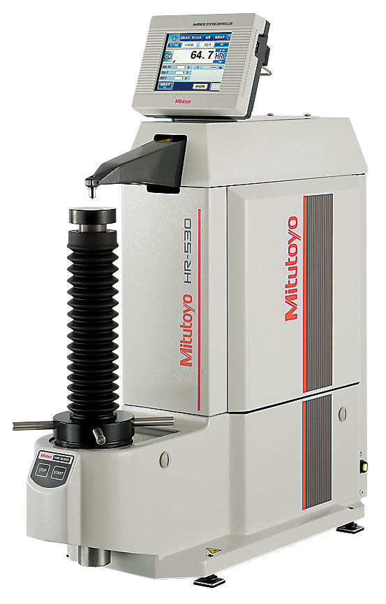 Mitutoyo HR-530/530L Digital Rockwell Hardness Testers