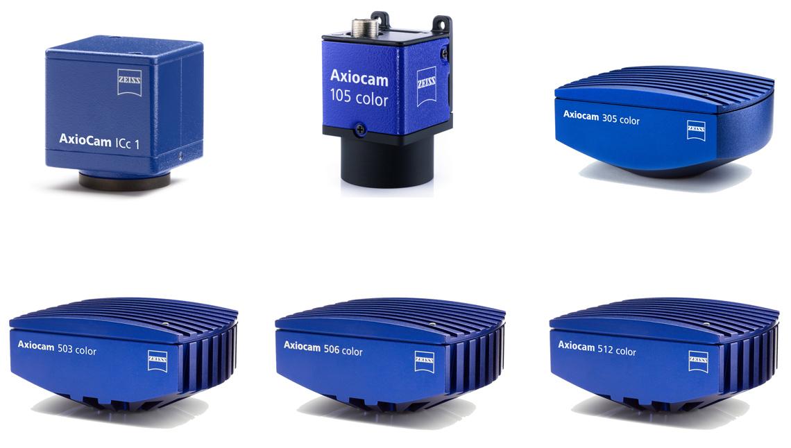 Allied High Tech - AxioCam Digital Cameras